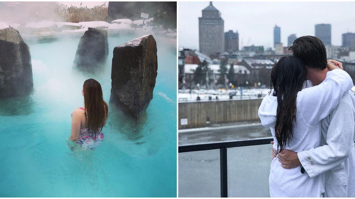 31 dates : Tu peux oublier c'est quoi le stress dans un de ces 7 fous spas à Montréal et environs