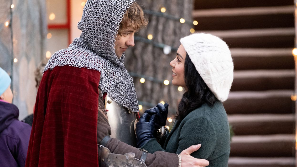 """""""The Knight Before Christmas"""" On Netflix Canada"""