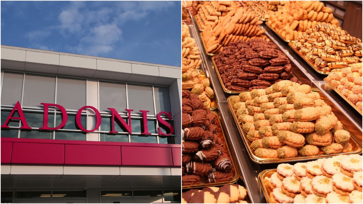 Ottawa's Adonis Food Market Just Opened & It's Already Super Busy