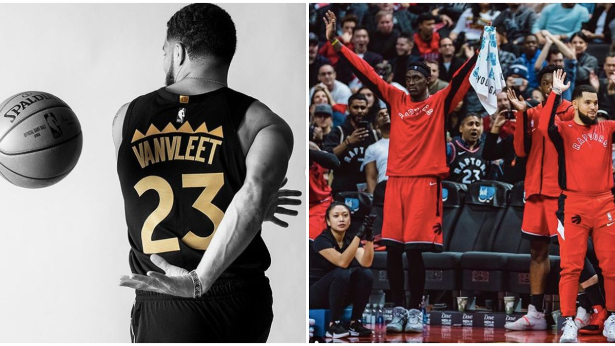 Toronto Raptors City Edition Jerseys Were Just Announced & They're Dropping This Month