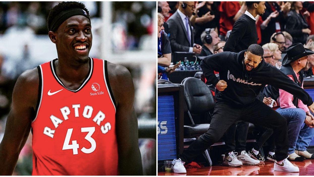 Toronto Raptors Drake Song Challenge Was Just Too Good