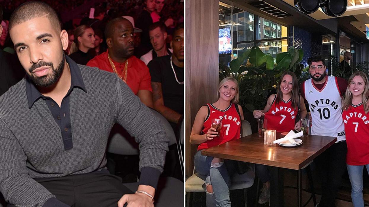 Drake's Toronto Restaurant Pick 6ix Sports
