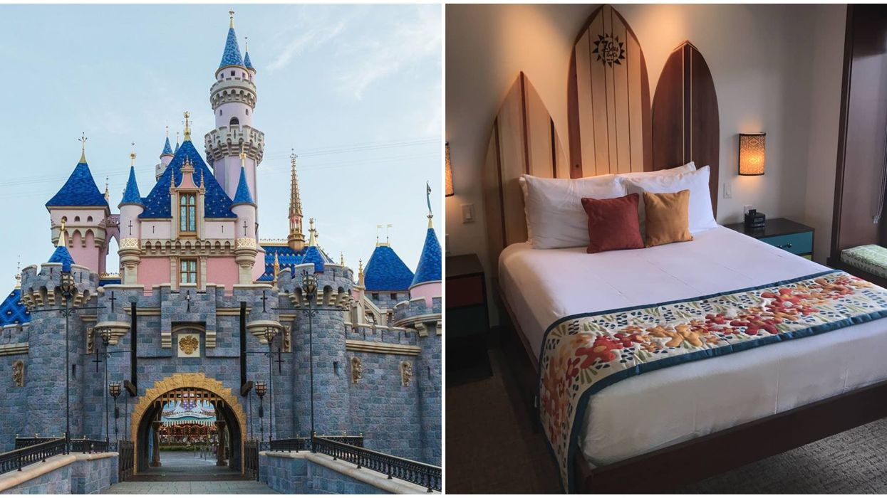 You Can Now Live At Disneyland If You Want To Since The Park Is Building A Special Project