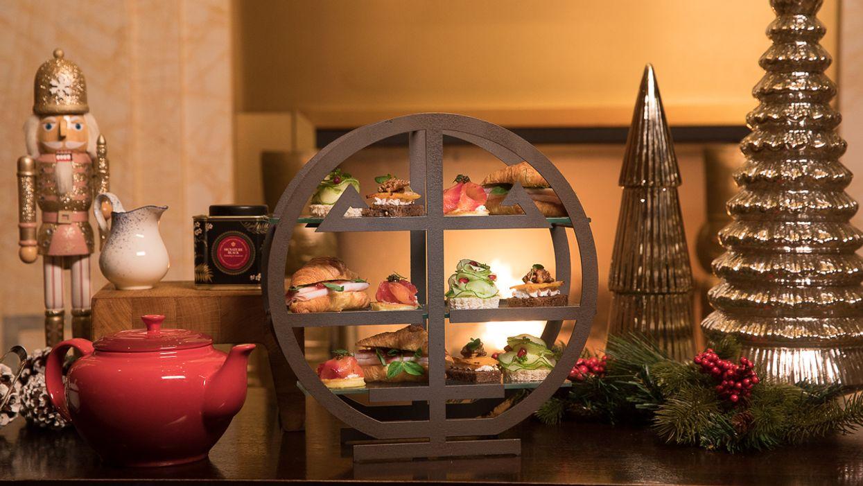Toronto's Ritz-Carlton Is Hosting A Nutcracker-Themed High Tea For The Holidays