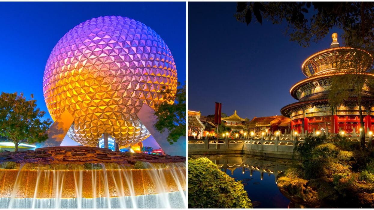 Changes To Disney World's Epcot Park Include A New 'Sky Park' Addition