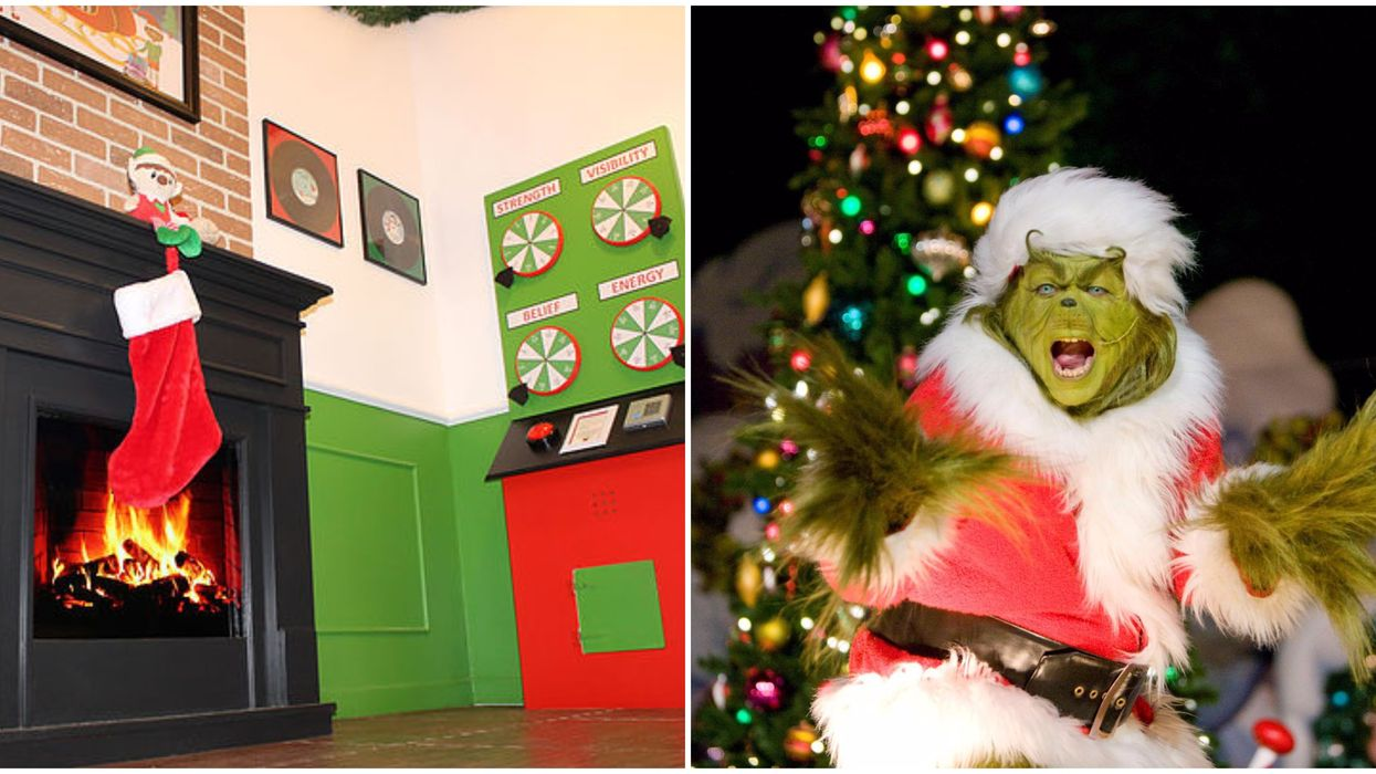 Toronto's Christmas Escape Room Will Take You On A Magical Journey To The North Pole