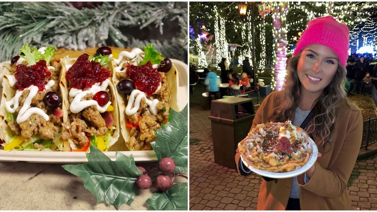 WinterFest's Best Food You Need To Try This Holiday Season
