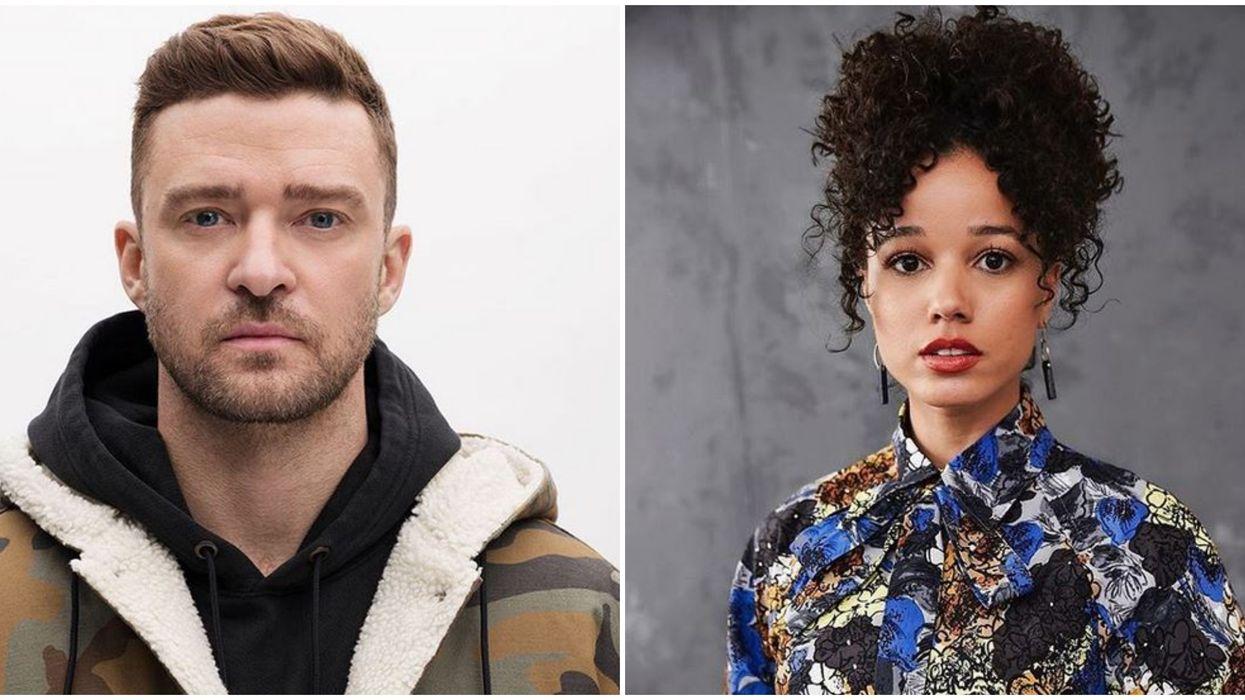 Justin Timberlake's Photos With Alisha Wainwright Are Everywhere, Here's Who She Is