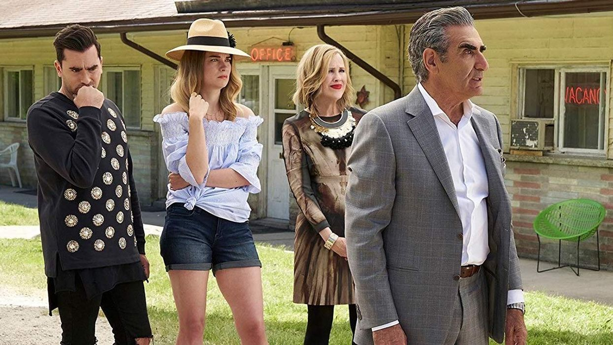 The family that you know and love from the fictional town of Schitt's Creekmay not actually own the motel, but the location that it's shot on is an actual place in Canada. If you live nearby or up are for a road trip, you might want to check it out because the Google reviews of Schitt's Creek Motel are hilarious and touching.