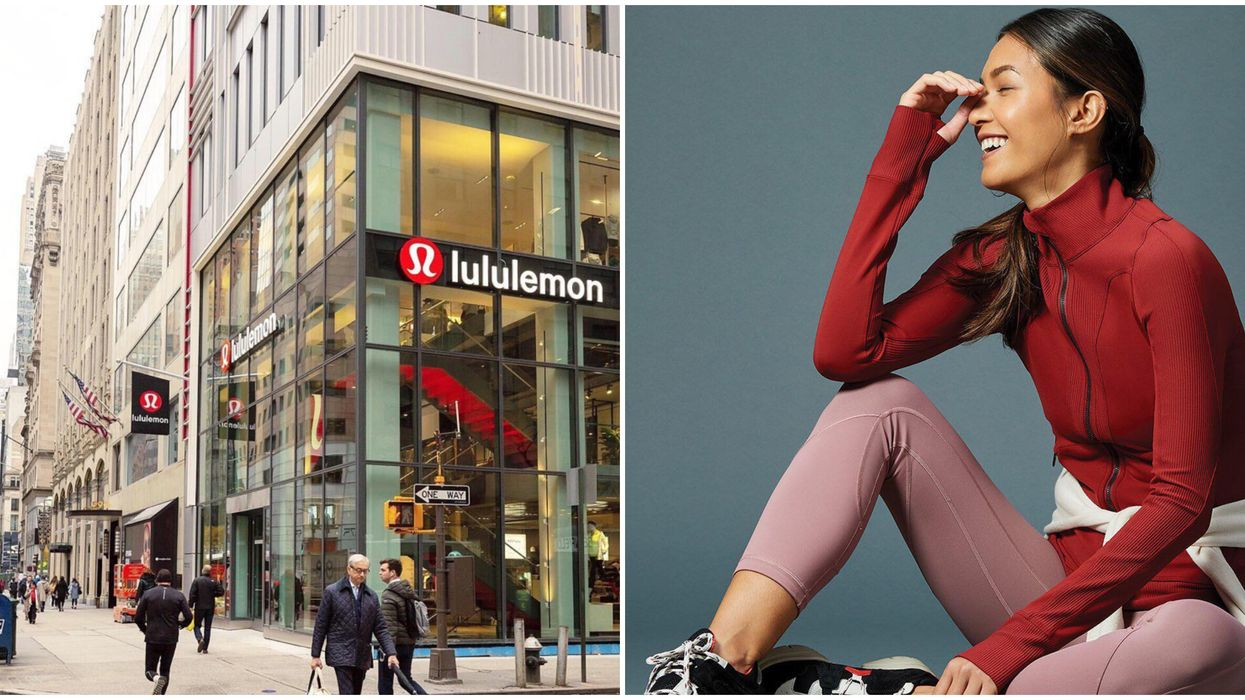 Lululemon Black Friday Week Deals Are Out Of Control Online Right Now