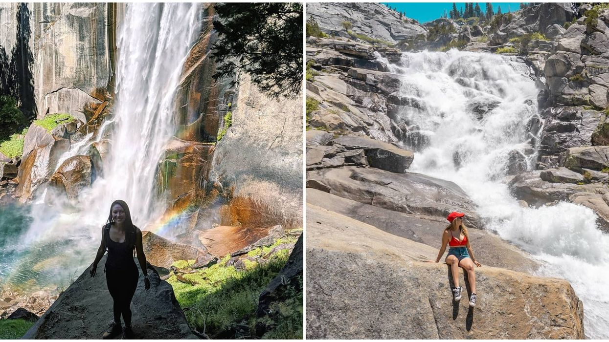 Biggest Waterfalls In California That Will Blow You Away
