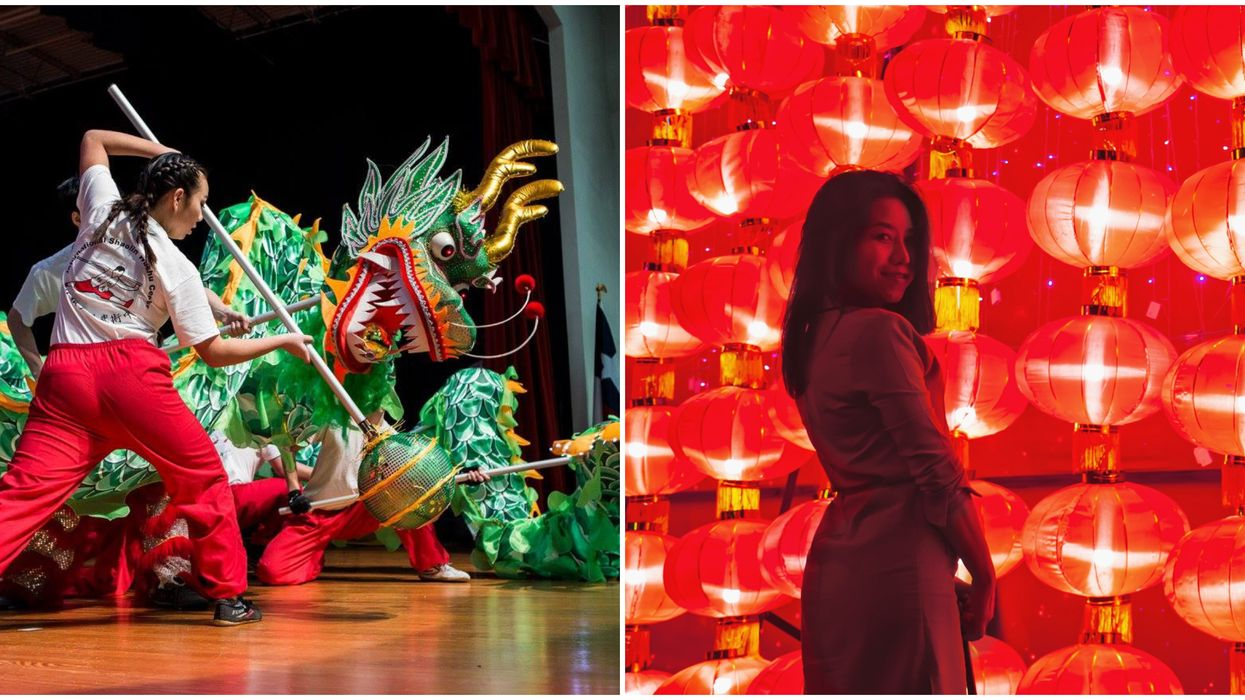 Houston Is Ringing In The Lunar New Year With A Massive Chinese Festival This January