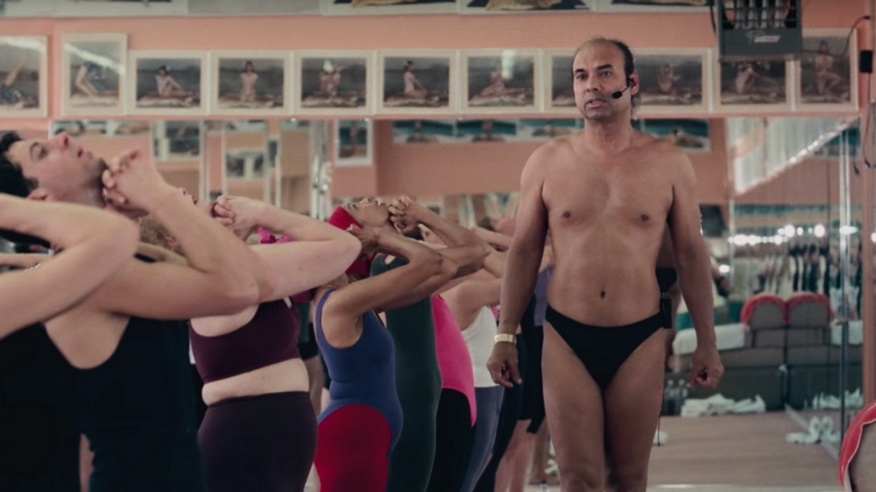 Bikram: Yogi, Gutu, Predator Netflix Documentary