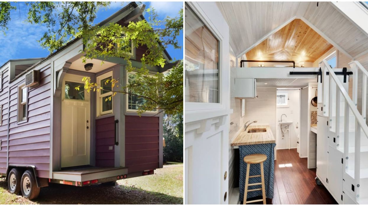 This Tiny House In Georgia Is Move-In-Ready For Only $42K