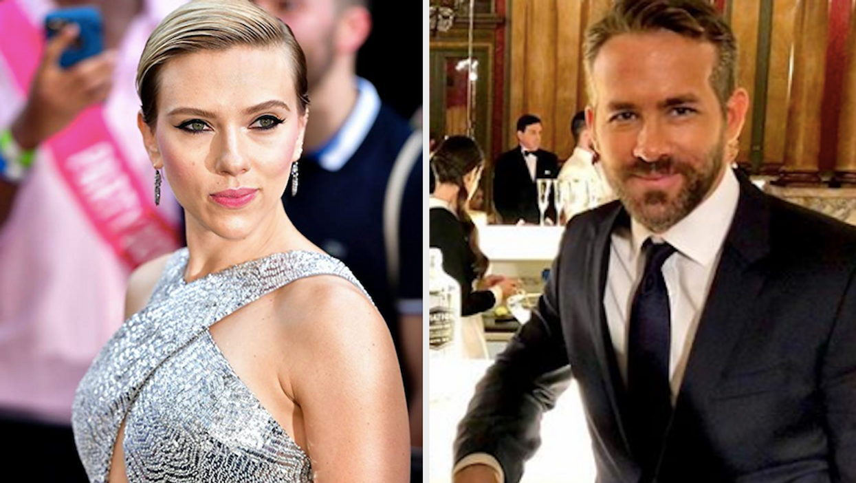 Once upon a time Ryan Reynolds and Scarlett Johansson fell madly in love and got married. The two were very private about their relationship, and there are little to no photos of them online and they rarely talked about each other in the media's eye. Their marriage ended eight years ago and it's been pretty quiet, but recently Scarlett Johansson and Ryan Reynolds' marriage was talked about for the first time in a while.