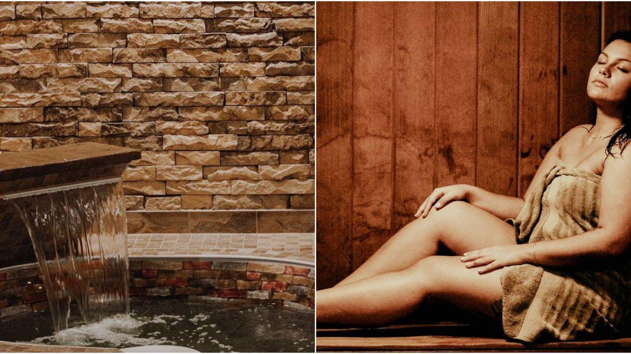 31 dates : Tu peux louer une chambre spa & sauna privée pour 2 personnes à 30 minutes de Montréal