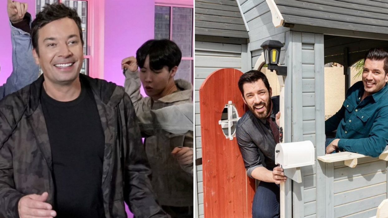 Property Brothers Magazine Launch Was Made Fun Of By Jimmy Fallon