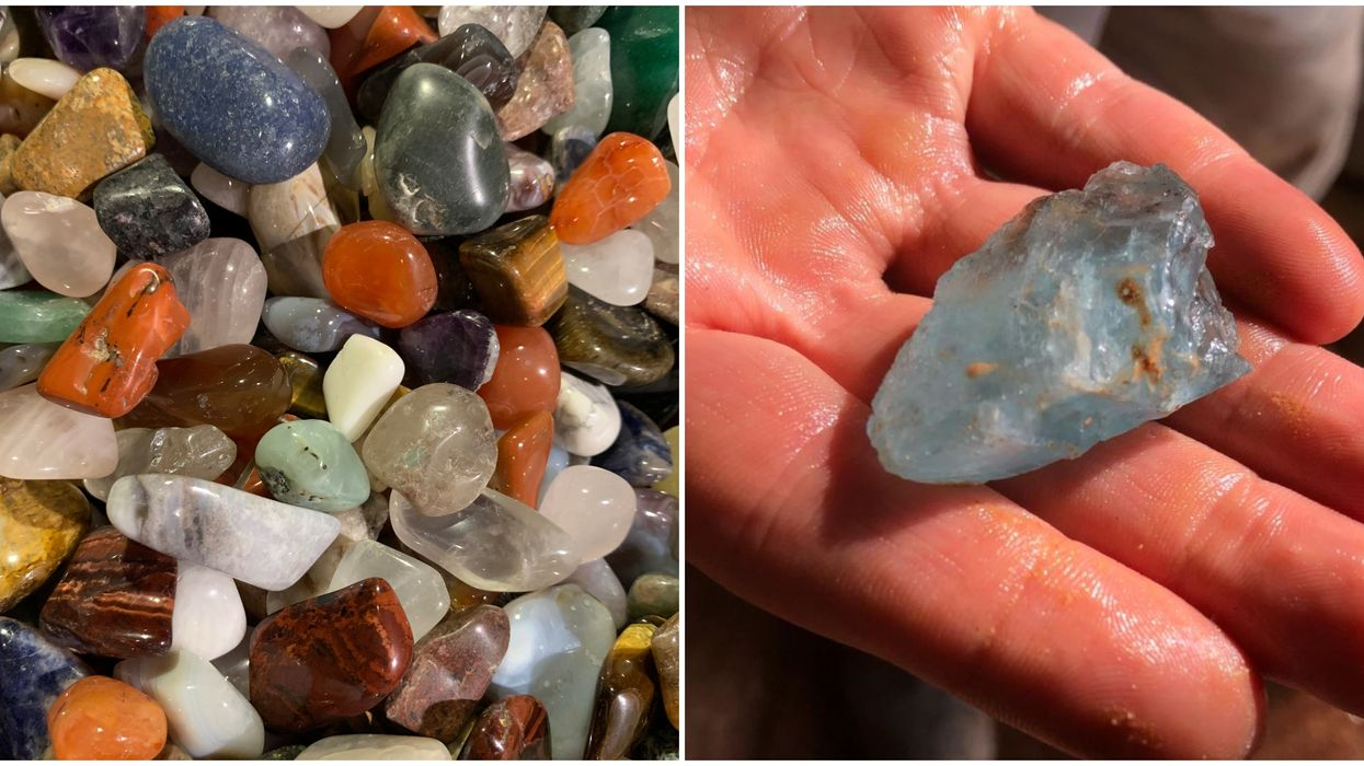 Gem Mining In Tennessee Is The Activity You Didn't Know You Needed