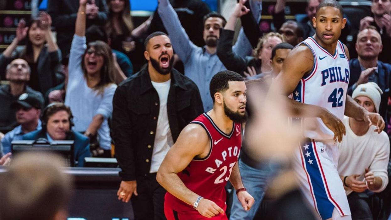 Toronto Raptors Celebrity Fans