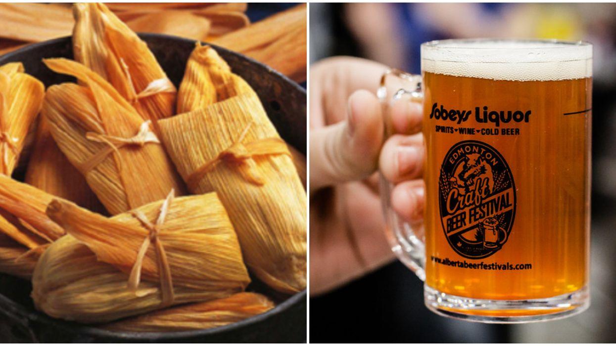 San Antonio Tamale Beer Pairing Is This Winter