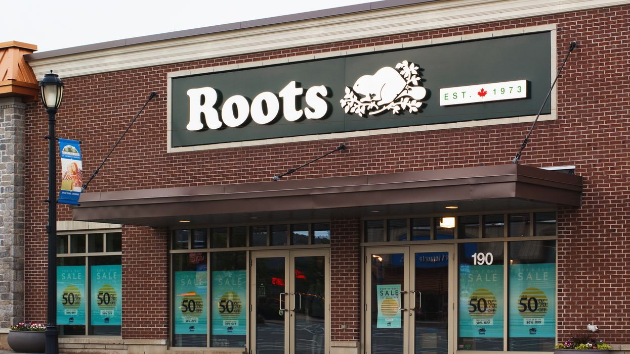 Roots Black Friday Sale Offers 30% Off The Entire Store