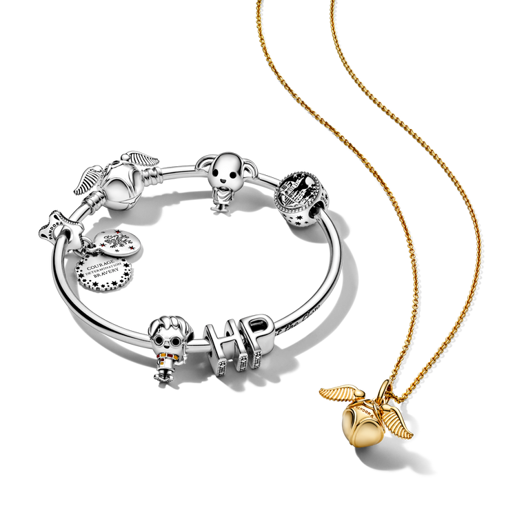 Pandora's Harry Potter Collection Is Here And It's Magical - Narcity