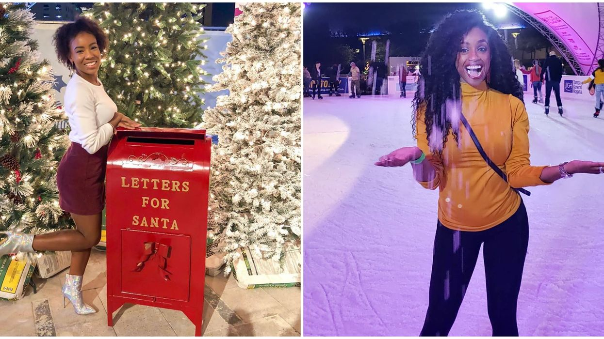 Christmas Events In Florida Include Winter Village At Curtis Hixon Park