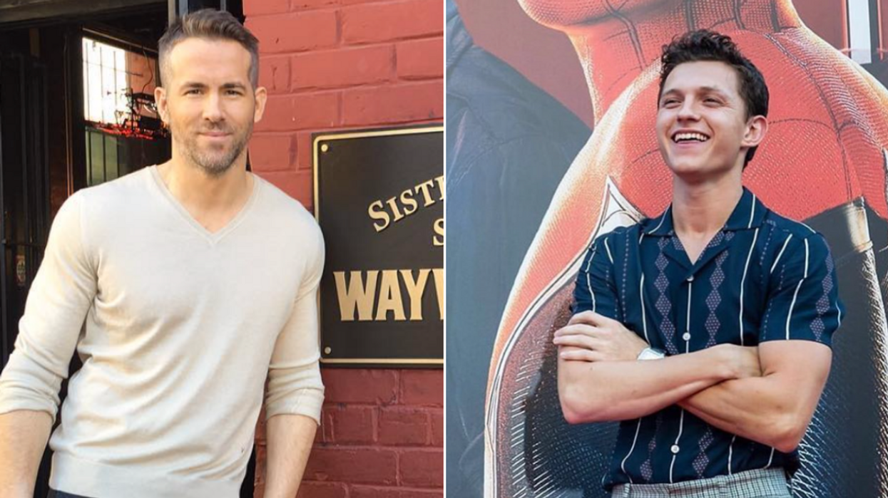 Ryan Reynolds Response To Fans Begging Him To Save Spider-Man Will Break Your Heart