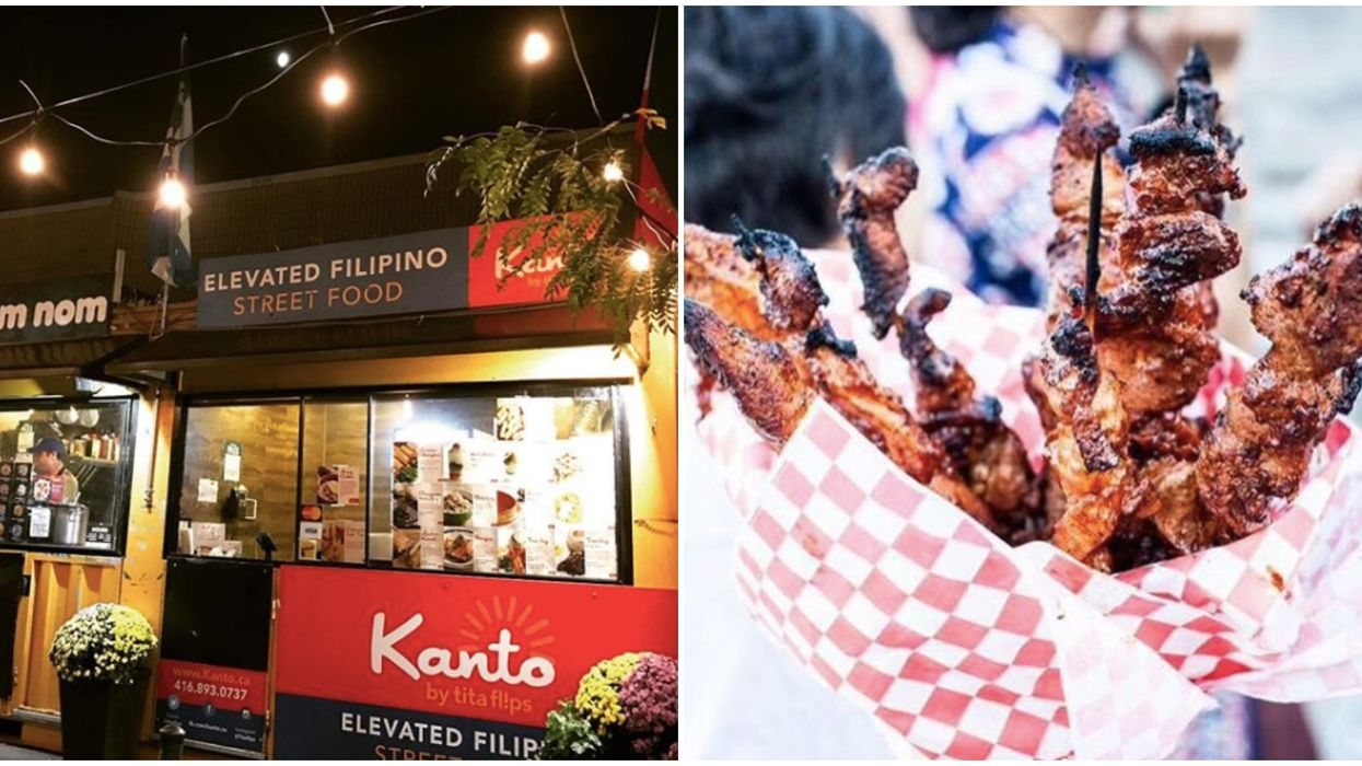 A Midnight Filipino Street Food Festival Is Popping Up In Toronto This Month