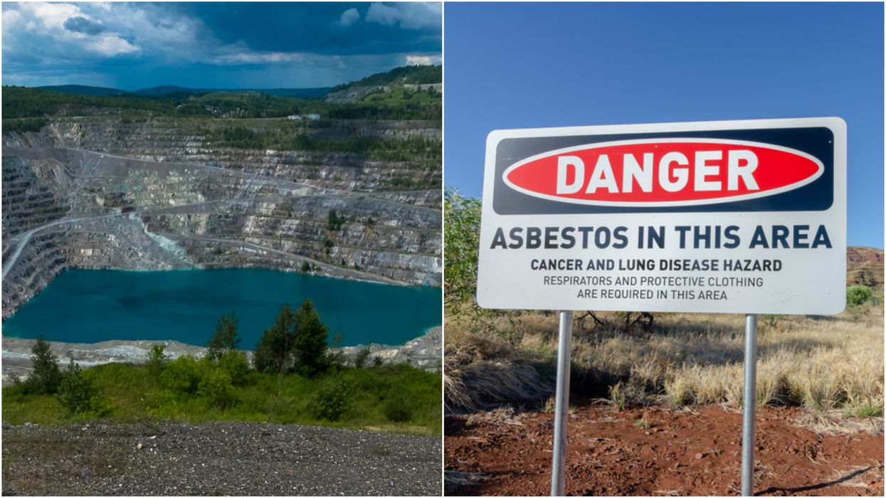 """Asbestos, Quebec Plans Will Change Names Due To """"Unfortunate Connotations"""""""