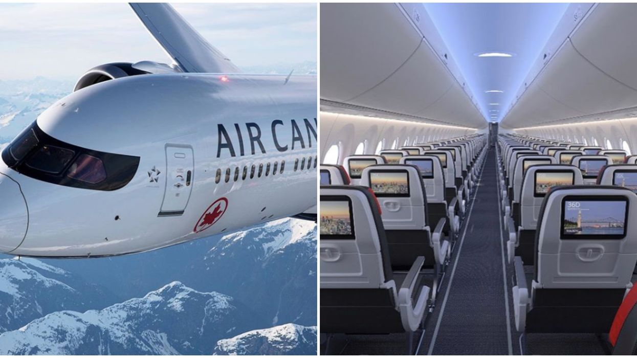 You Can Snap Up Cheap Flights To A Crazy Number Of Destinations On Air Canada Today Only