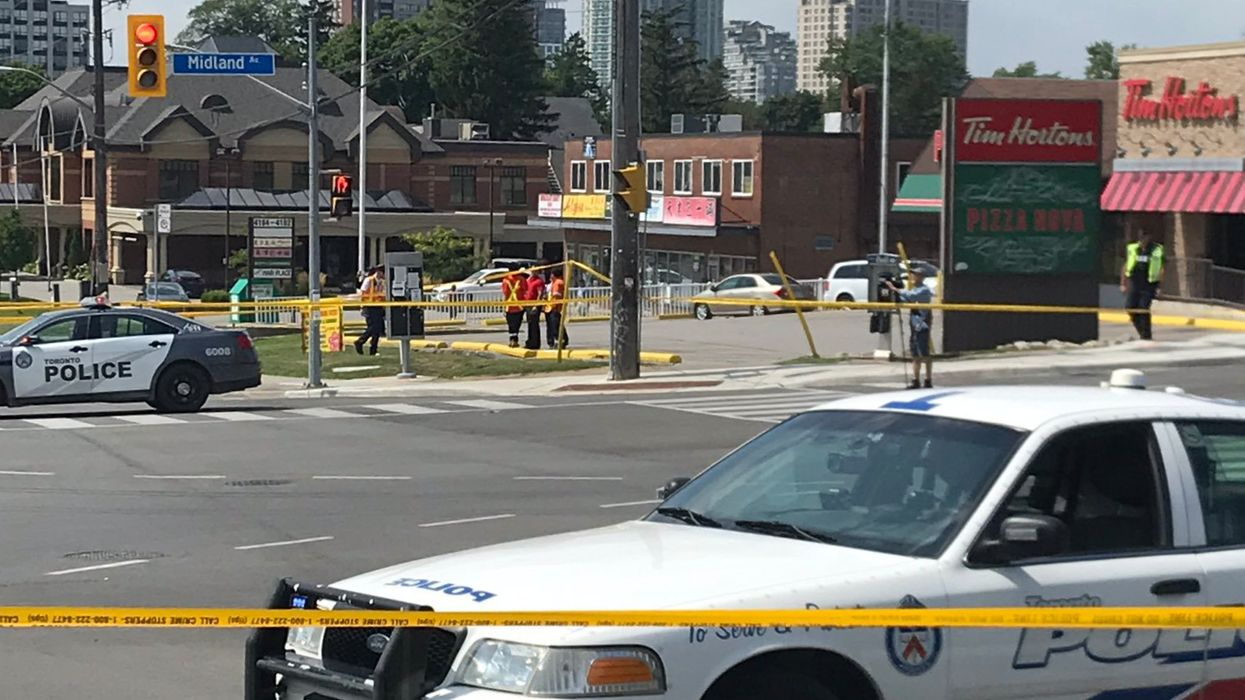 A Toronto Woman Died After Being Hit And Abandoned By 2 Different Vehicles On Wednesday