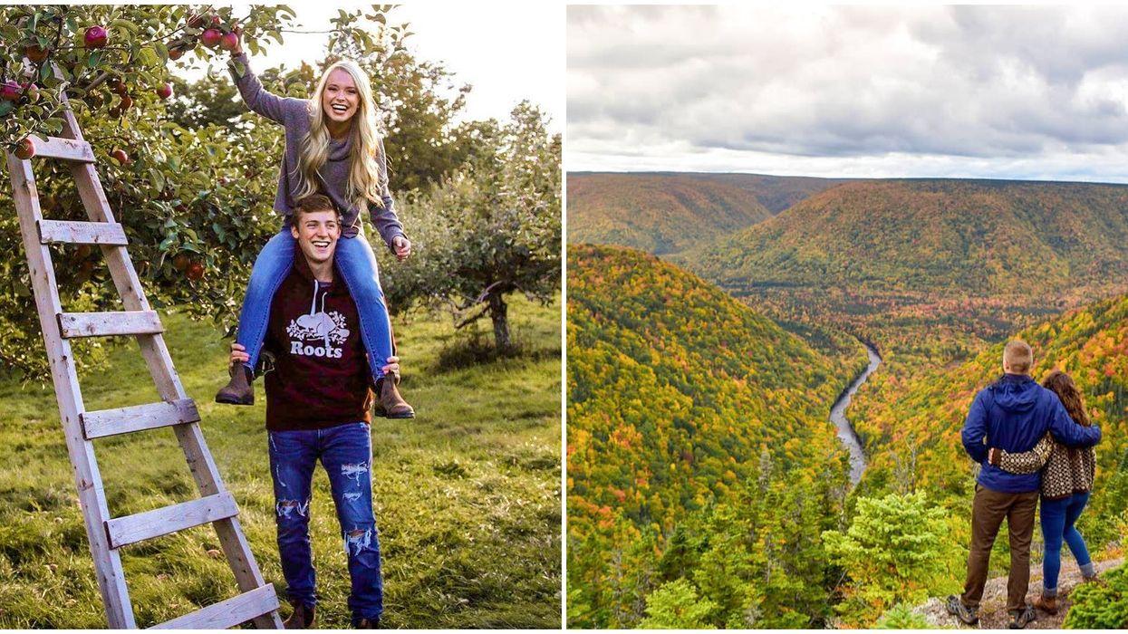 fall dates in canada