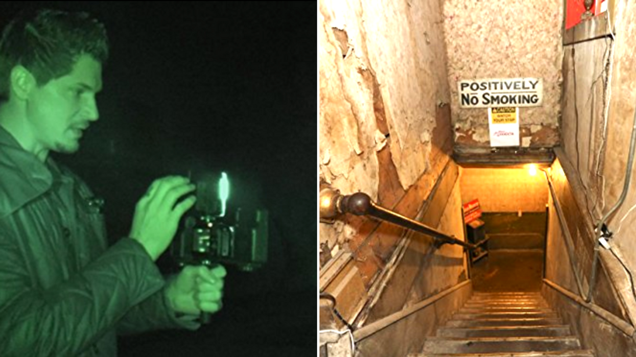 """Netflix's New Haunted Location Docu-Series Could Become """"Ghost Adventures"""" Worst Enemy"""