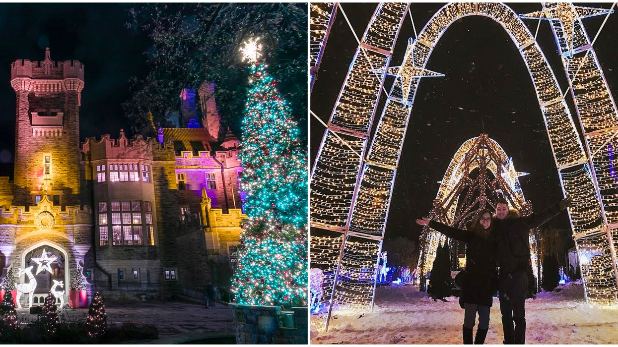 Casa Loma's Christmas Castle In Toronto Is A Magical Nutcracker Wonderland Your Date Will Love