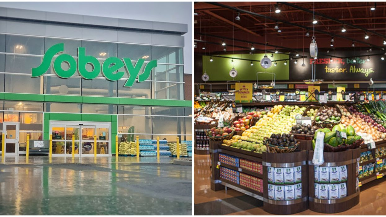 One Of Canada's First Plastic-Paved Parking Lots Was Just Put In At A Nova Scotia Sobeys