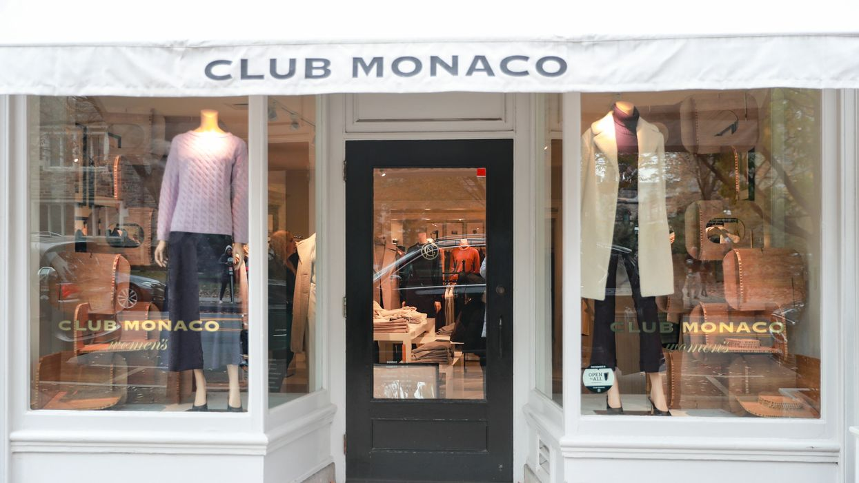 Club Monaco's Black Friday Sale Is Offering 30% Off Everything In Store & Online