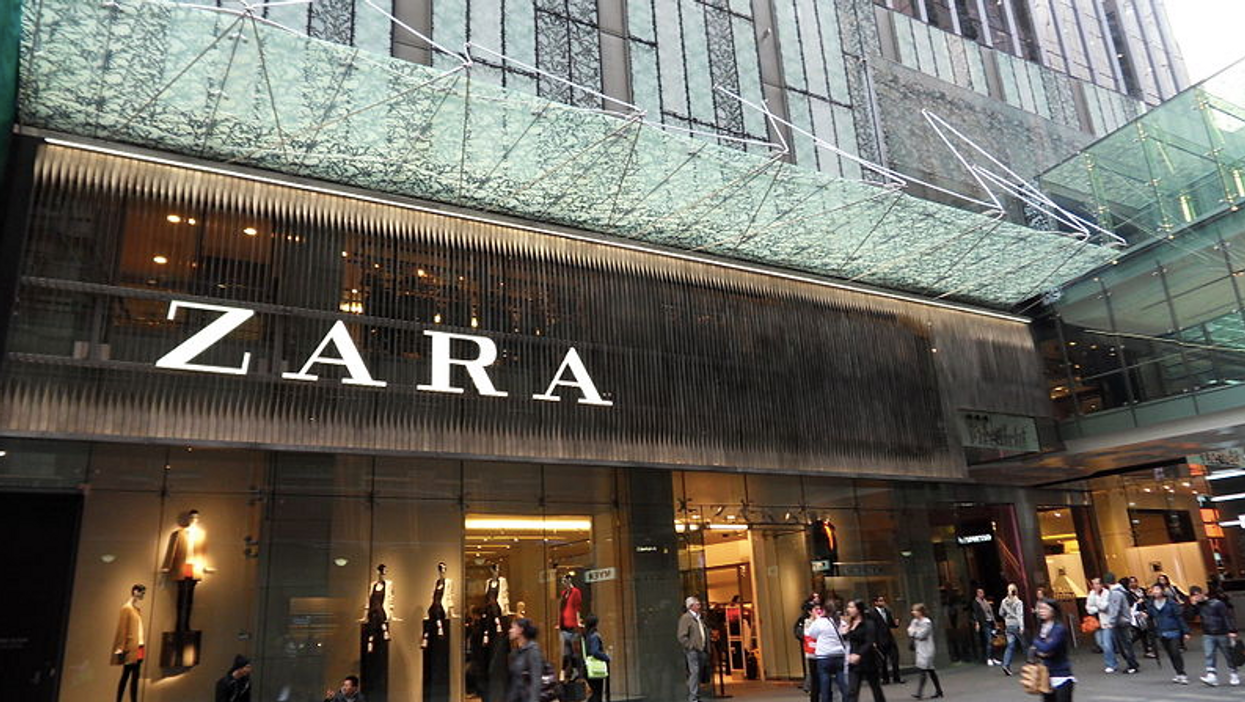Zara Black Friday Deals Are Offering 50% Off Certain Items In Store