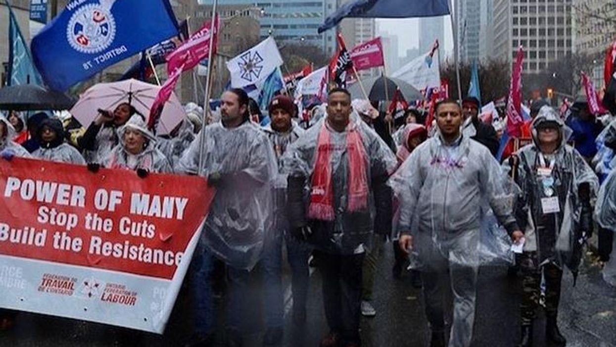 Ontario Teachers Strike Is Planned For High-School Educators Next Week