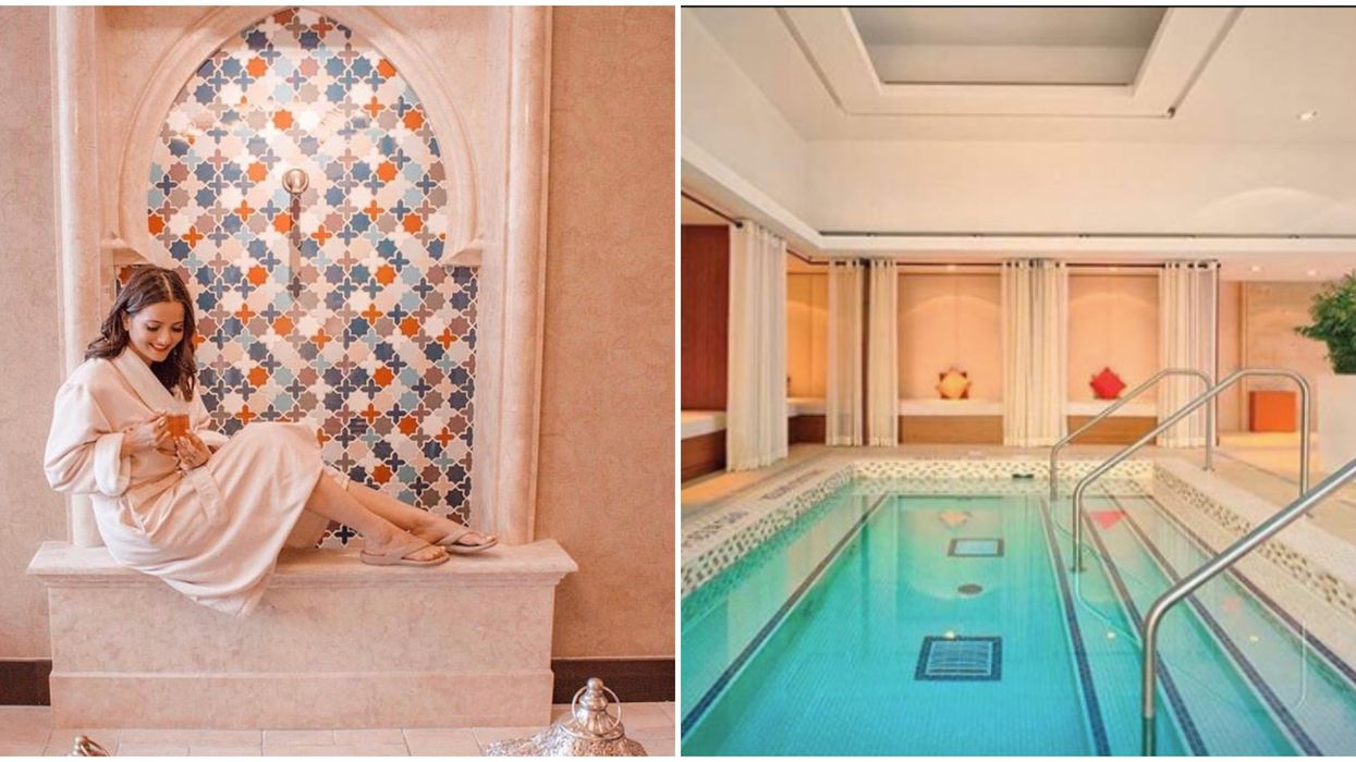 Toronto's Miraj Hammam Spa Will Let You Forget The Outside World This Winter