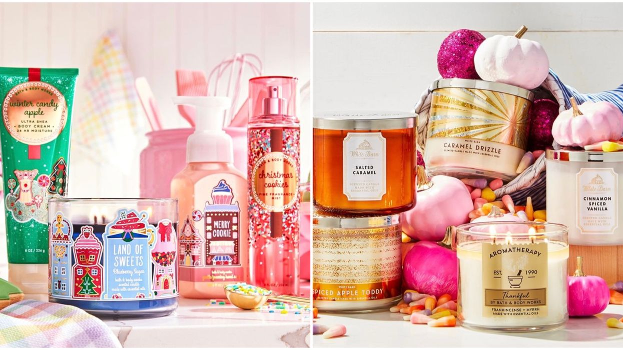 Bath & Body Works Black Friday Sale Lets You Get 3 Free Items When You Buy 3