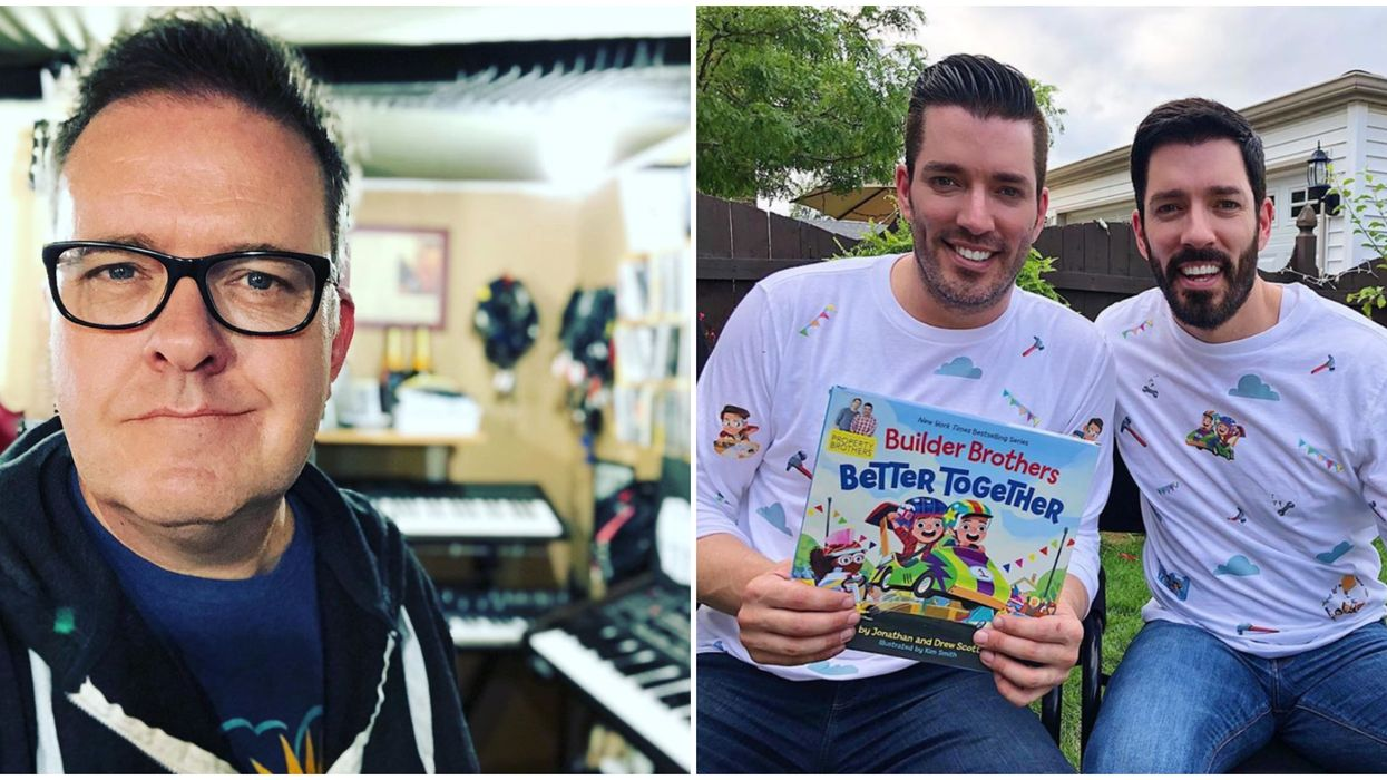 Canadian YouTuber Brittlestar Compared Himself To The Property Brothers & They Agreed