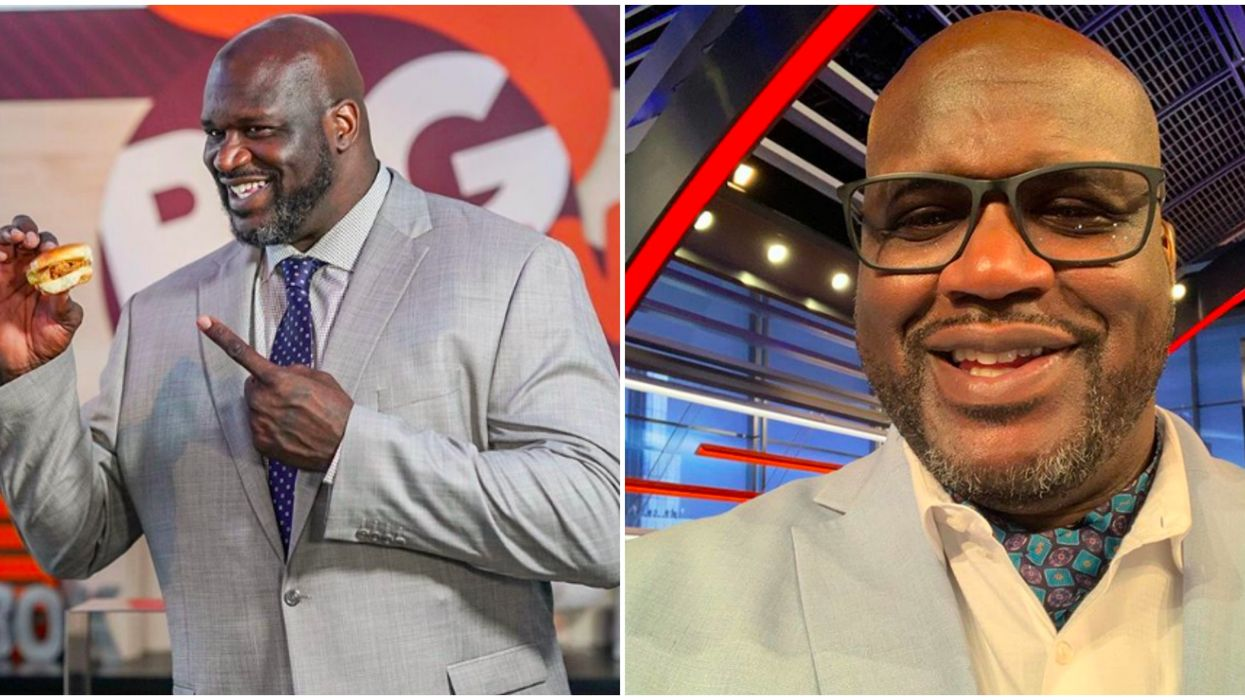 Shaq Has A New Cooking Show Coming To Atlanta Next Year & We Are So Pumped