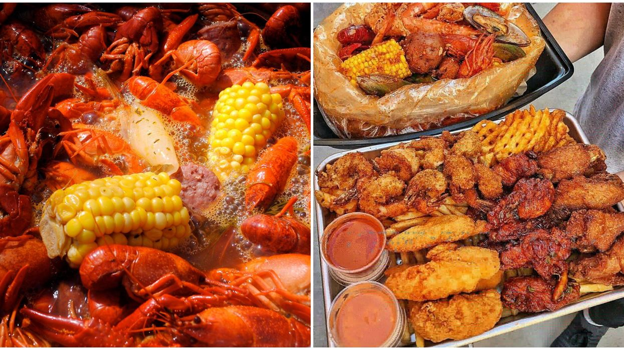 Houston Is Having A Massive All-You-Can-Eat Crawfish Fest This Winter
