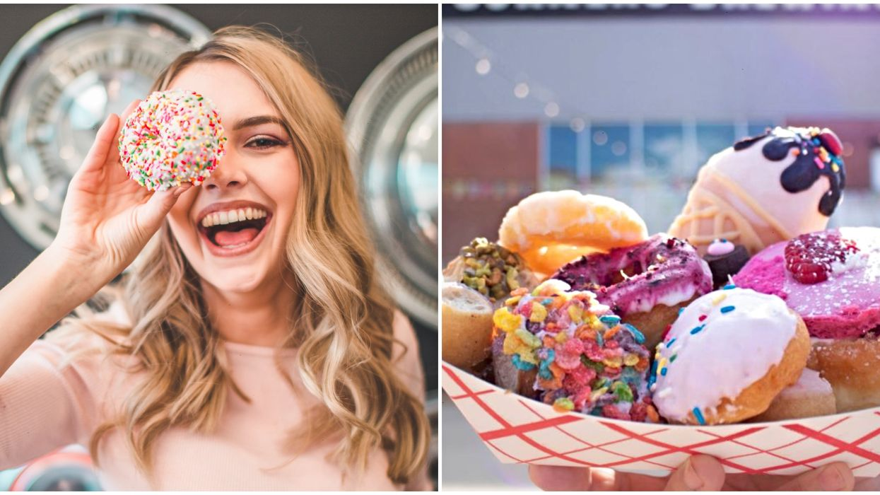 Dallas' First-Ever Massive Donut Festival Is Officially Coming Back This Spring