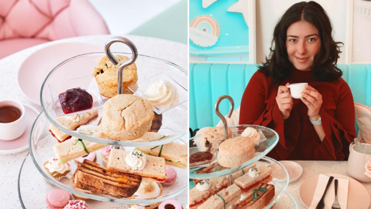 La pâtisserie Petit Lapin à Montréal va te faire sentir comme une reine à l'heure du thé
