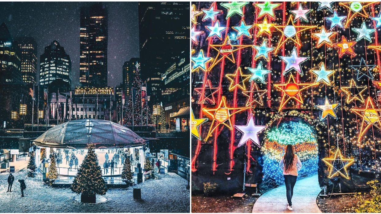 16 Free Festive Things To Do In BC In December