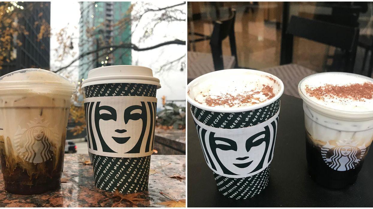 "What Do Starbucks' New ""Irish Cream"" Coffees Taste Like? I Tried Them & This Is My Honest Opinion"