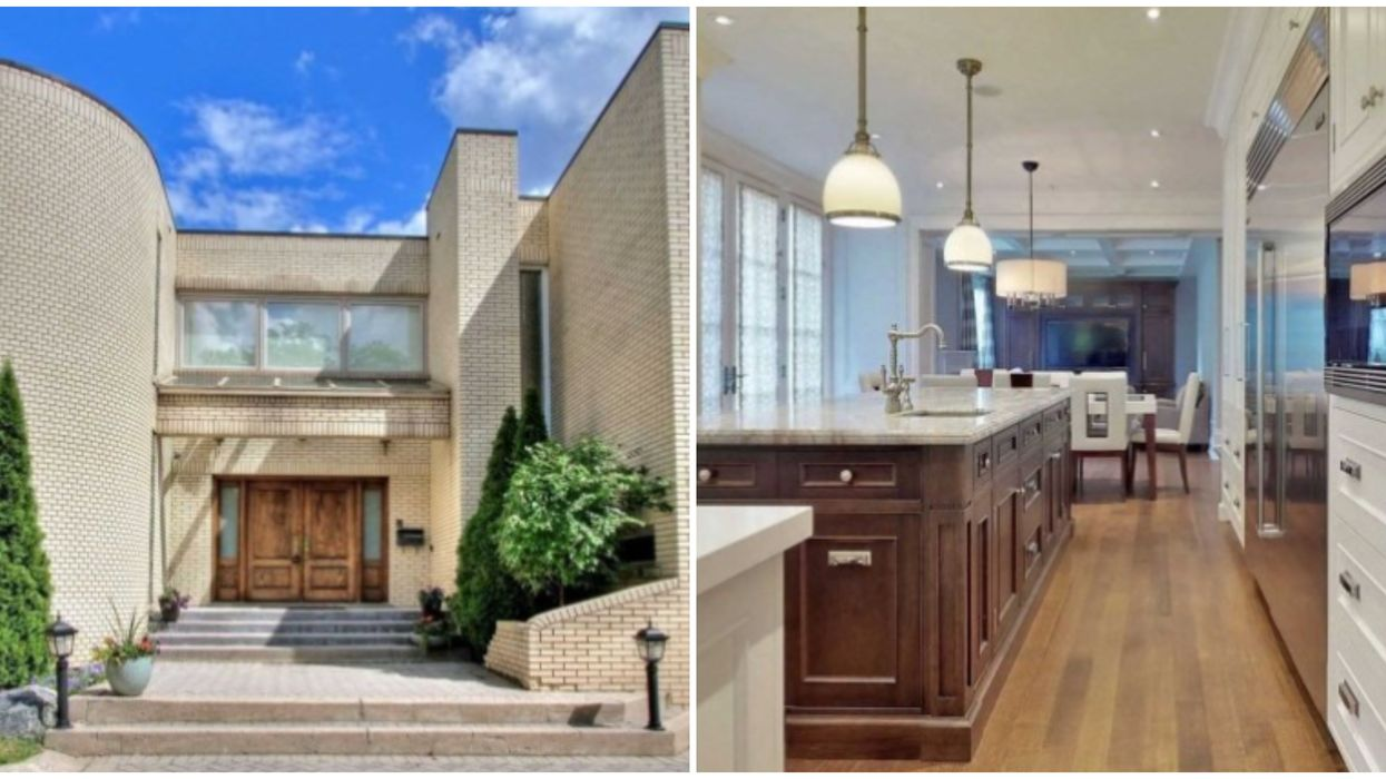 Toronto Mansion For Sale Is Your Own Personal Fortress