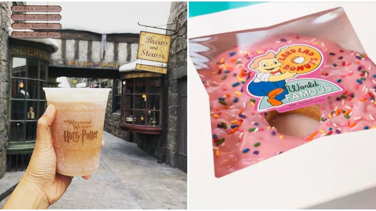 6 Delicious & Unique Foods At Universal Orlando That You Have To Try